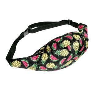 Handbags - |1 LEFT|  Pineapple // Watermelon Belt Bag